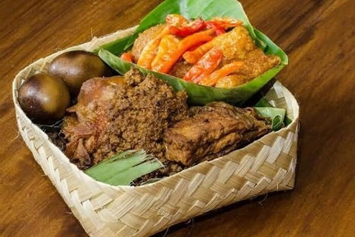 Makanan Khas Jogja Gudeg Dari Abad 15