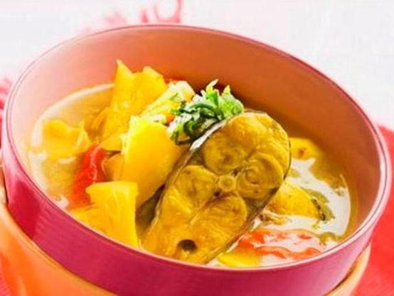 Beberapa Makanan Enak Khas Riau Yang Populer